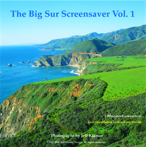 Product picture Big Sur Screensaver 1